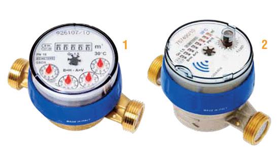Tipologie e lettura del contatore dell 39 acqua for Tipi di rubinetti dell acqua esterni