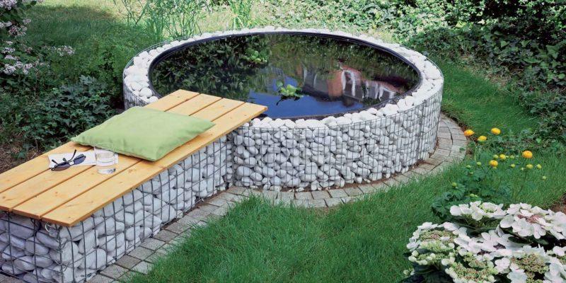 Costruire un laghetto fai da te
