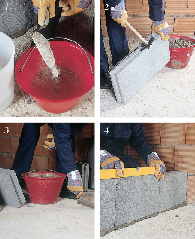 calcestruzzo alleggerito, calcestruzzo, leca, blocchi leca, cemento cellulare alleggerito, gasbeton , argilla espansa leca