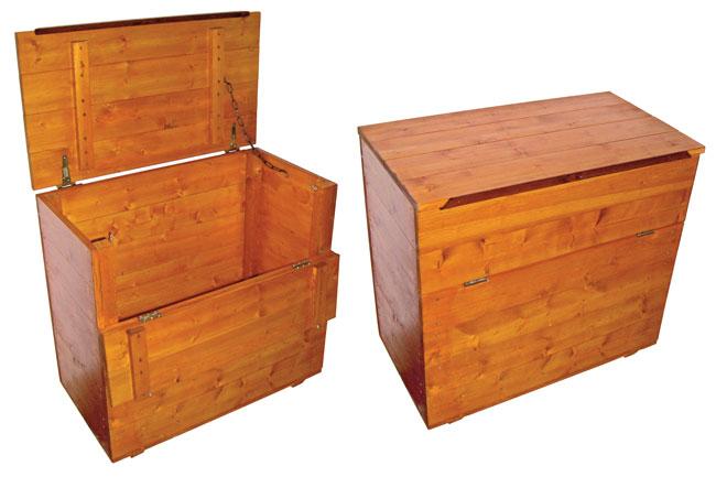 Come costruire una cassapanca in legno bricoportale fai - Costruire mobili in legno fai da te ...
