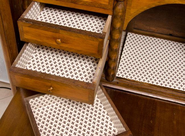 Foderare cassetti con carta di varese - Carta adesiva per mobili cucina ...