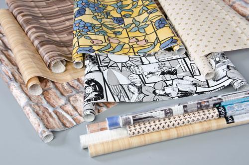 Foderare cassetti con carta di varese - Pellicole adesive per rivestire mobili ...