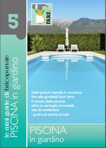 e-book gratis PISCINA IN GIARDINO