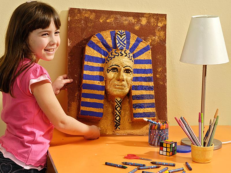 Tutankhamon di cartone