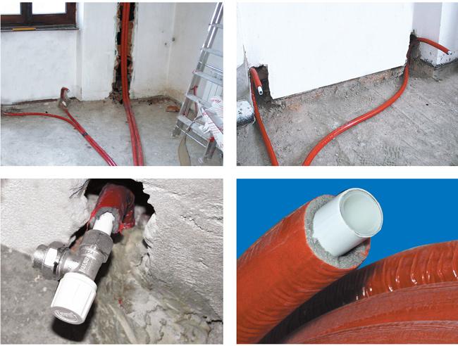 come installare un impianto termoidraulico