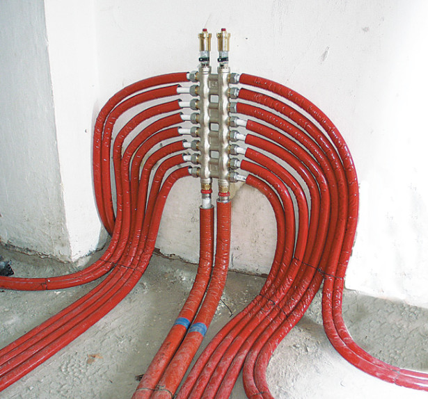 Impianto termoidraulico | Tipologie di installazione