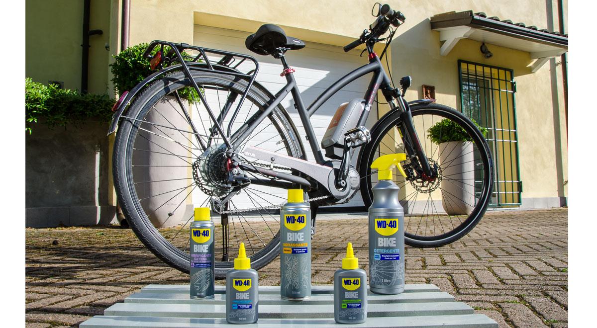 Manutenzione bicicletta | Sgrassaggio, lavaggio e lubrificazione