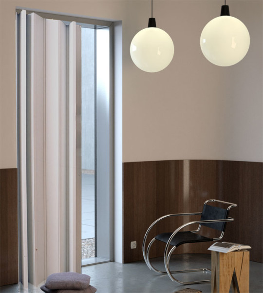 Porte rasomuro bricoportale fai da te e bricolage for Porte a soffietto brico
