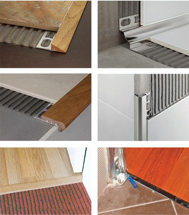 Installare i profili per pavimenti bricoportale fai da for Spessore parquet