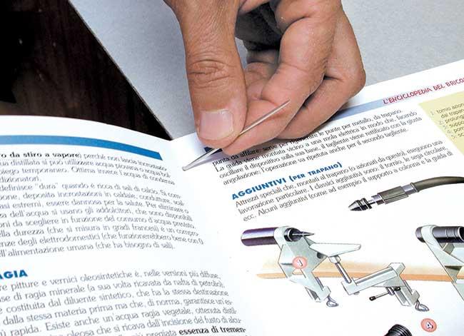 Top Rilegare un libro, fascicoli, fogli e dispense a mano SA98