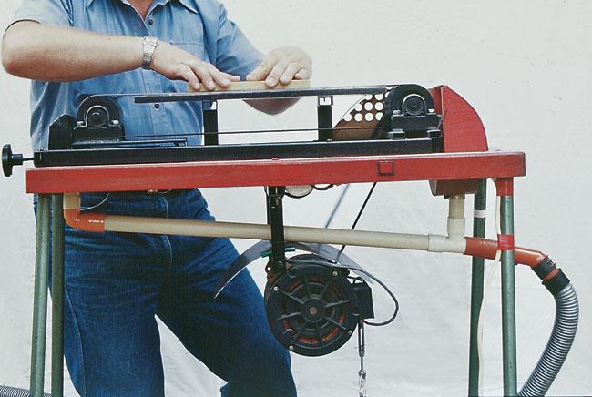 Fai Da Te - Come costruire una levigatrice a nastro -