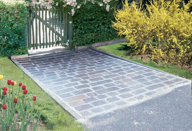 Pavimentazione esterna bricoportale fai da te e bricolage - Pavimentazione cortile esterno ...