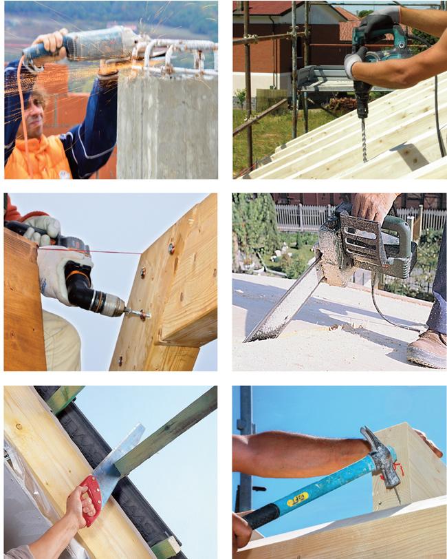 attrezzi per carpenteria
