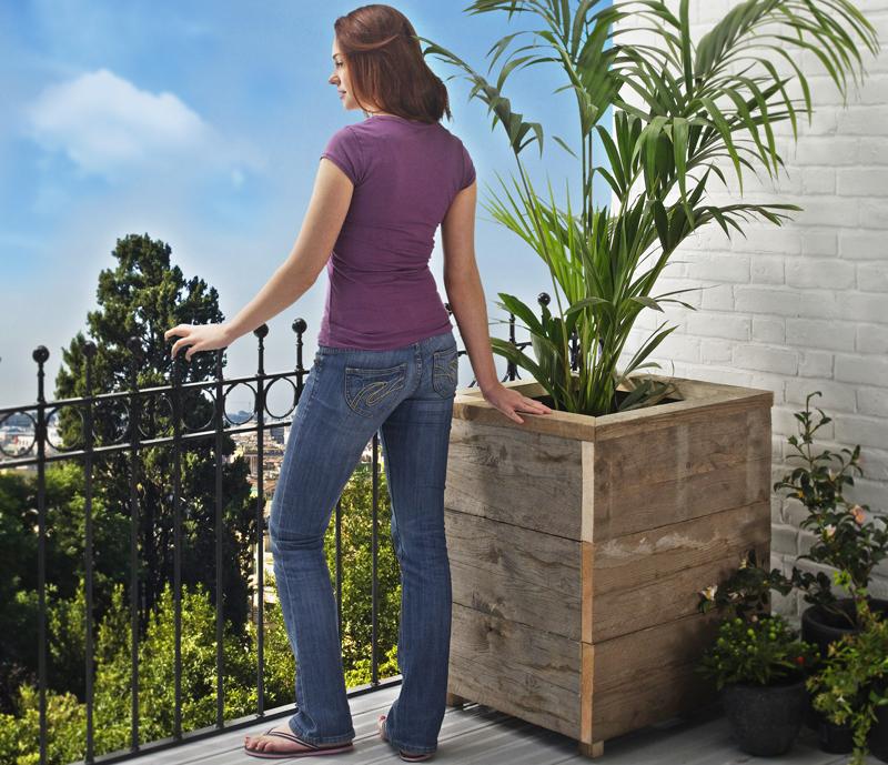 fioriere da terrazzo
