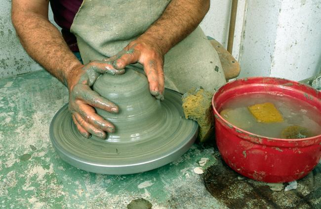 Lavorazione argilla | Guida completa per imparare fai da te