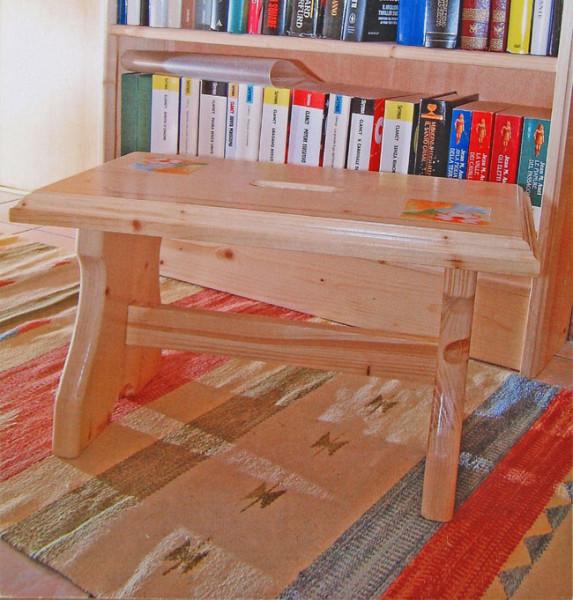 Sgabello fai da te in legno | Guida alla costruzione dettagliata