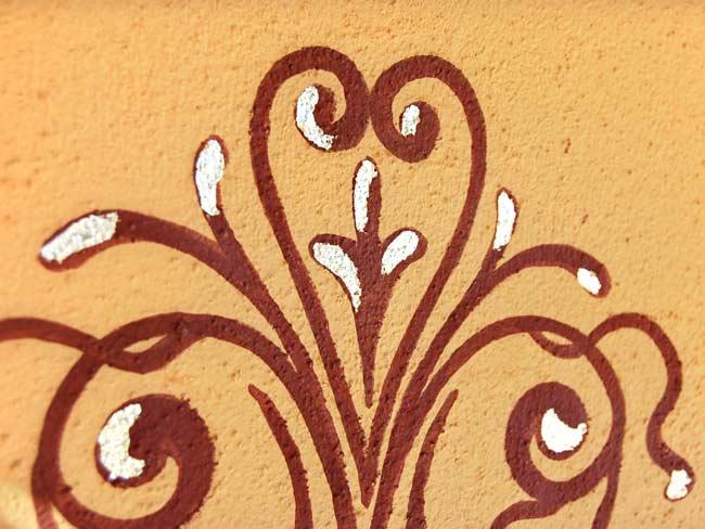 decorazioni pittoriche