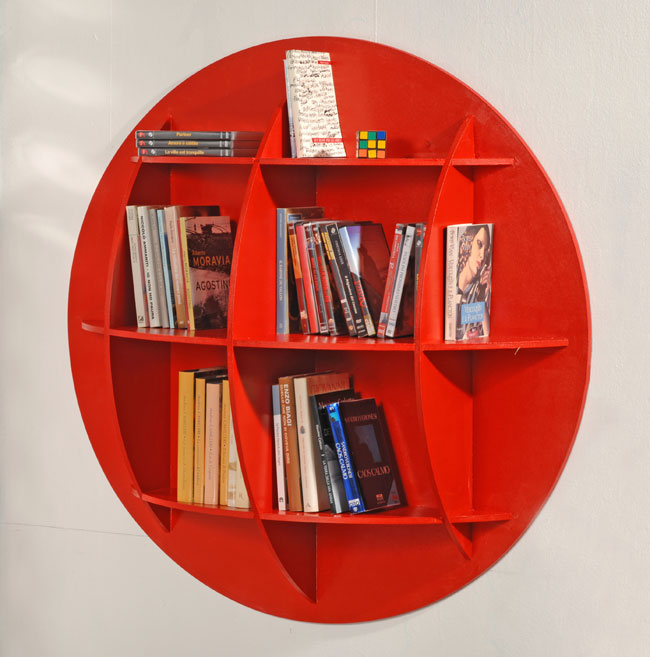 libreria rotonda fai da te, libreria fai da te ,costruire una libreria, come costruire una libreria, fai da te, fai da te libreria