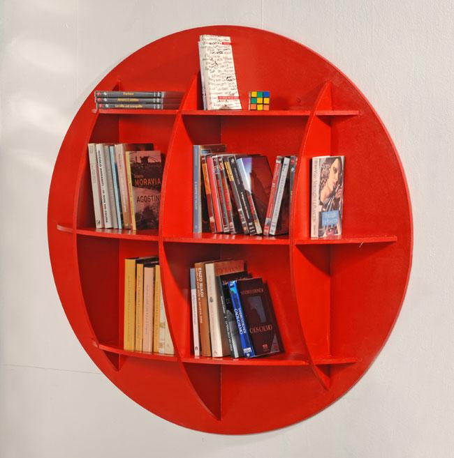 Libreria rotonda fai da te bricoportale fai da te e for Libreria fai da te