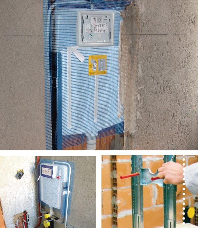Come eseguire il montaggio dei sanitari sospesi guida for Cassetta wc esterna sottile