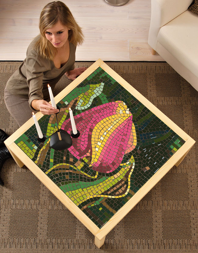 Mosaico fai da te bricoportale fai da te e bricolage for Bricoportale