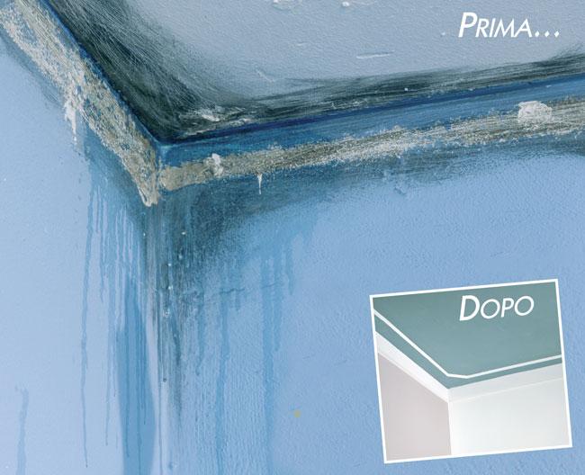 Muffa sui muri come intervenire per eliminarla - Come eliminare la muffa dalle pareti di casa ...