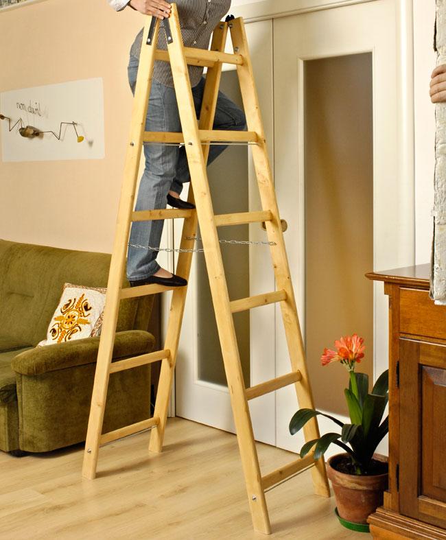 Scala a compasso fai da te, scala fai da te, fai da te, come costruire una scala, costruire una scala, costruire una scala a compasso, scala in legno fai da te, scaletta fai da te