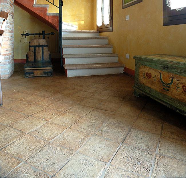 Trattamento dei pavimenti in cotto bricoportale fai da for Pavimenti in cotto