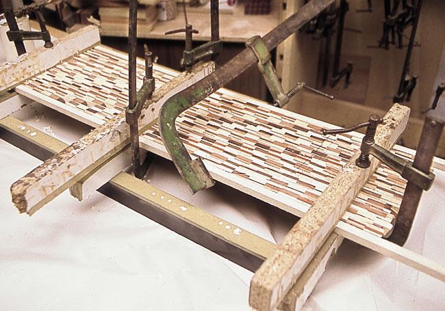 Legno lamellare caratteristiche tipologie e lavorabilit - Oggetti in legno per la casa ...