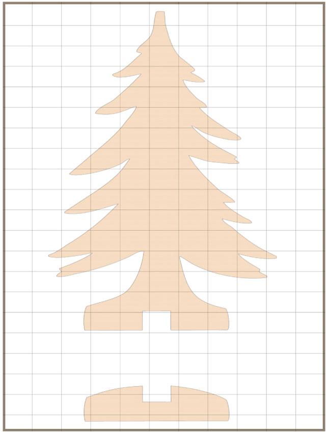 Disegni Alberelli Di Natale.Alberelli Di Natale Fai Da Te Bricoportale Fai Da Te E
