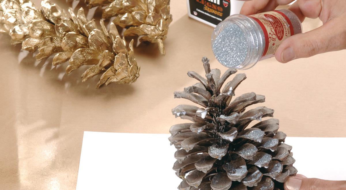 Centrotavola natalizio fai da te bricoportale fai da te - Centrotavola natalizio idee ...