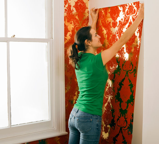 Tappezzare le pareti