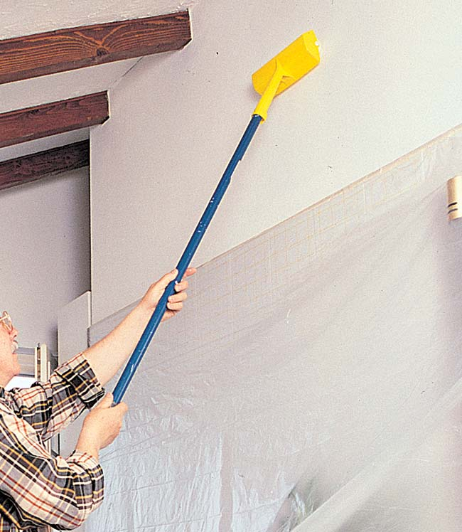 Mascheratura delle stanze bricoportale fai da te e - Pitturare casa fai da te ...