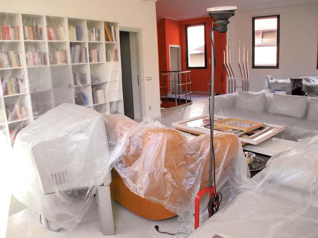 Mascheratura delle stanze bricoportale fai da te e bricolage - Pitturare i mobili ...