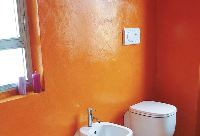 Rivestimenti in resina bricoportale fai da te e bricolage - Resina per pareti bagno ...