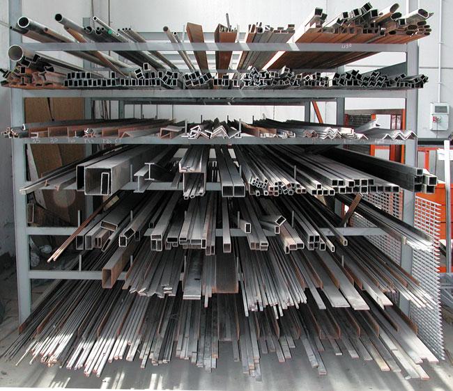 Tipi di ferro bricoportale fai da te e bricolage for Diversi tipi di case da costruire