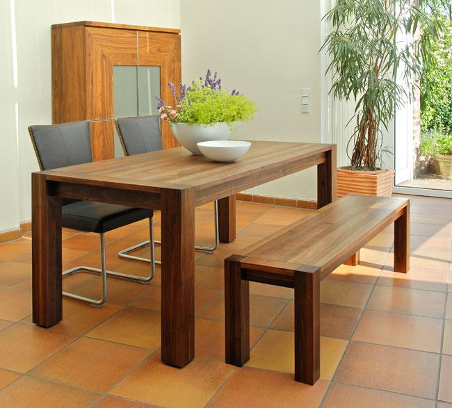 Tavolo allungabile fai da te con panca bricoportale fai for Costruire un pergolato in legno fai da te
