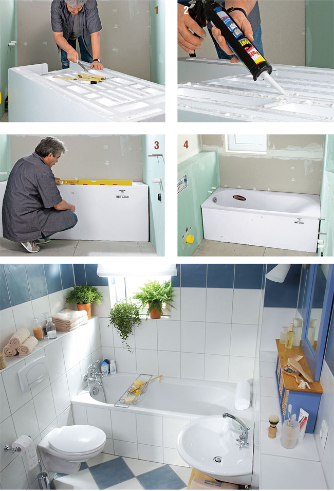 Insonorizzare la doccia bricoportale fai da te e bricolage - Insonorizzare casa ...