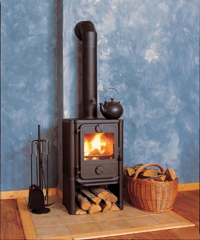 Intercettare la canna fumaria bricoportale fai da te e - Canna fumaria stufa a legna prezzi ...