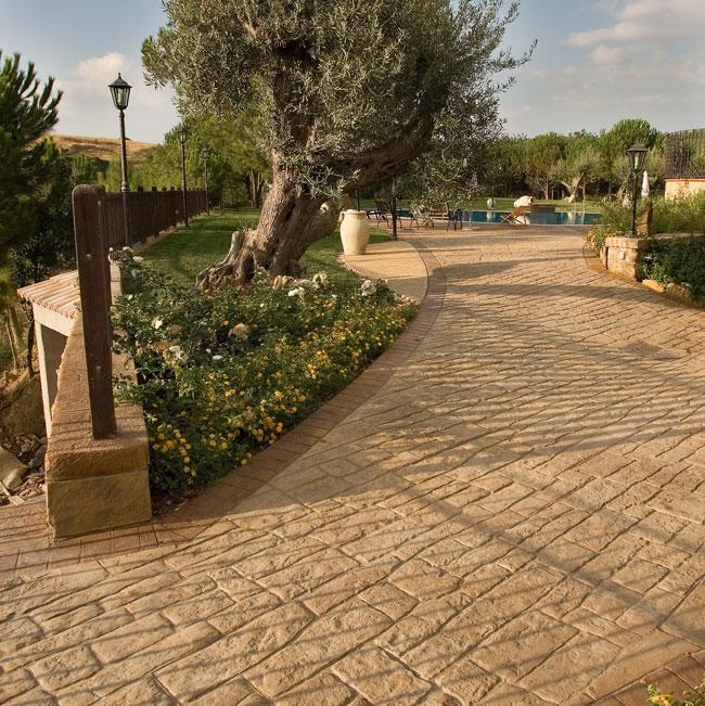 Nuove pavimentazioni per esterni bricoportale fai da te e bricolage - Pavimento da esterno carrabile ...