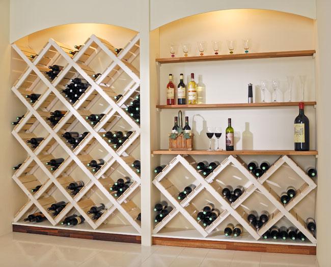 portabottiglie da parete, portabottiglie fai da te, costruire portabottiglie, portabottiglie vino,