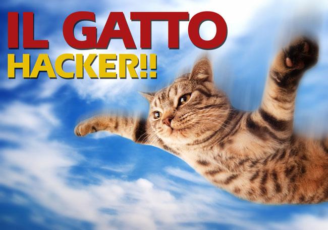 Come ti hackerizzo il gatto