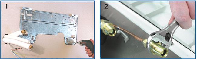 come installare un condizionatore