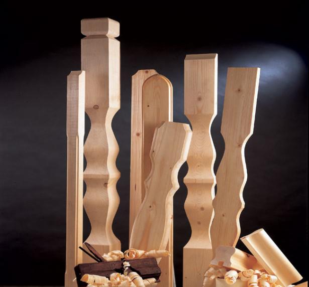 Conoscere i semilavorati in legno