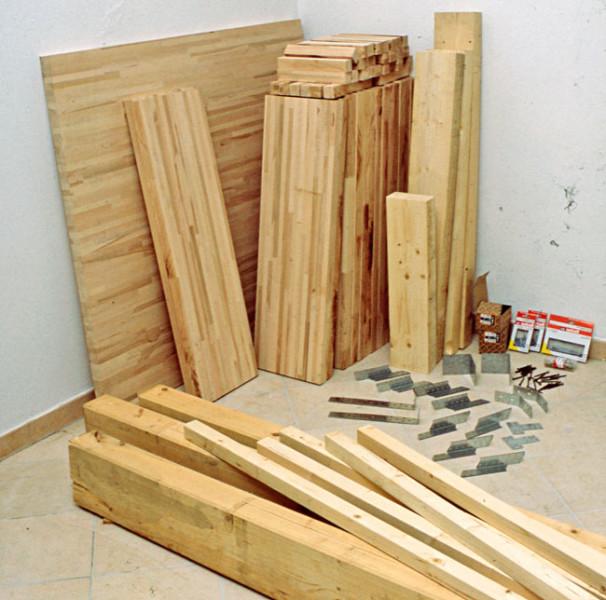 Scala in legno fai da te bricoportale fai da te e bricolage - Costruire mobili in legno fai da te ...