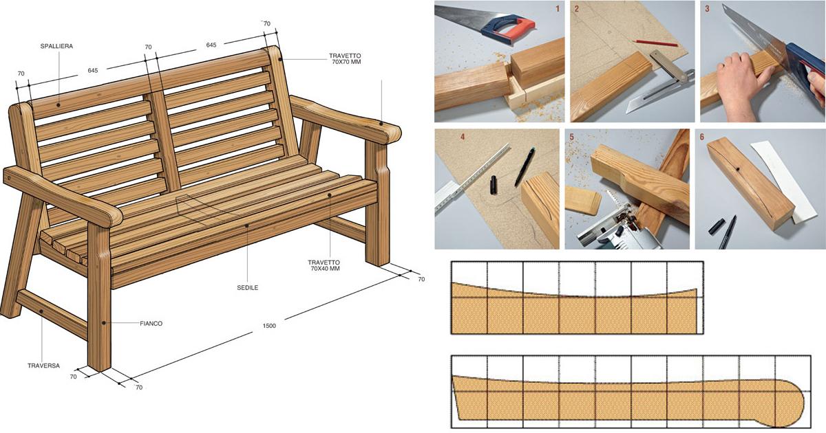 Come Costruire Una Sdraio.Come Costruire Una Sedia In Legno Cheap Come Costruire Una Cucina