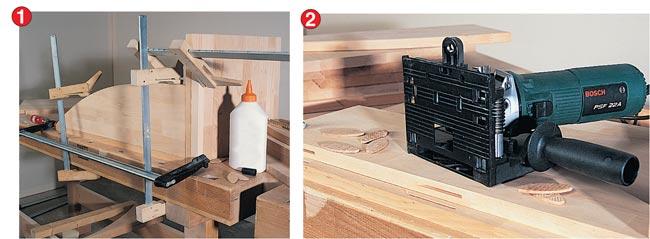 come costruire un mobile per la cucina con rotelle - bricoportale ... - Costruire Cucina