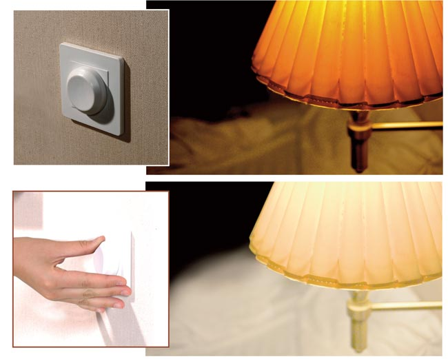 dimmer, come installare un dimmer, varialuce