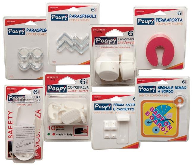 Prodotti per la sicurezza dei bambini