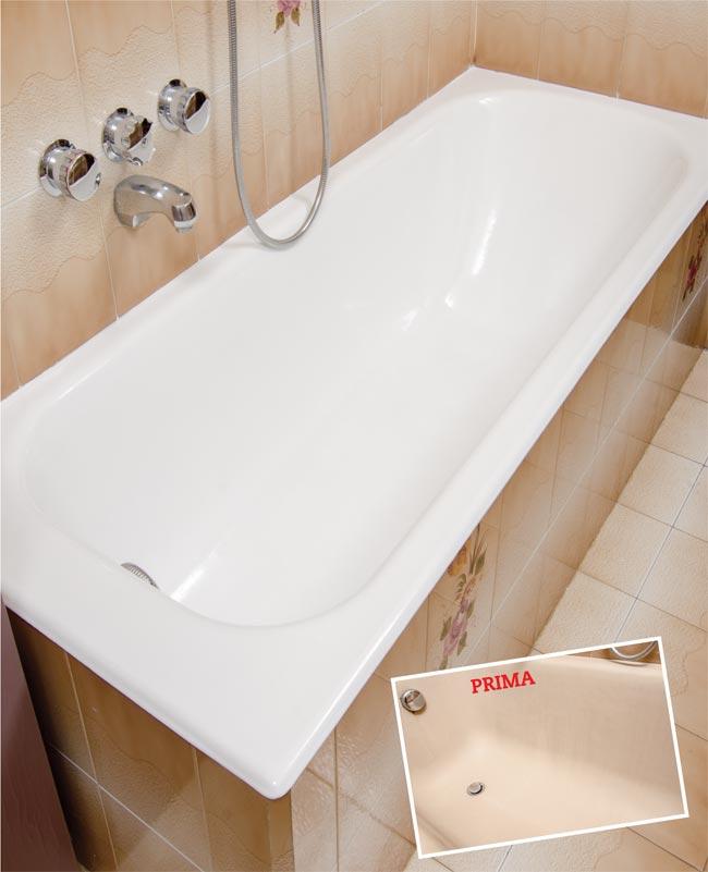 Rivestire la vasca da bagno la scelta giusta variata - Vasca da bagno profonda ...